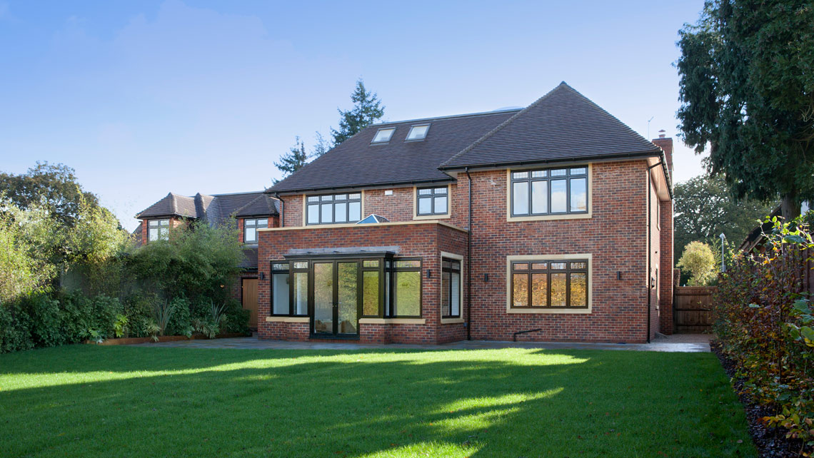 This stylish and modern home is one to be admired for its great attention to detail, which comes naturally to Sennocke Construction Ltd so whether you relax in the family room, entertain in the dining room, or work hard in the study, every moment in this beautiful home can be enjoyed.
